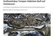 Bericht TT Durchbruch in Tumpen